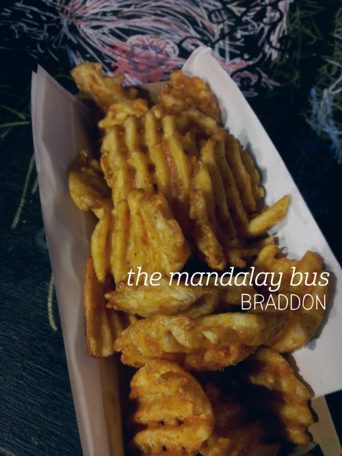 The Mandalay Bus Canberra